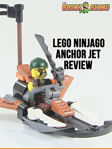 Review: Lego Ninjago Anchor Jet Review on Amazon Prime Video UK