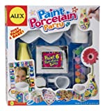 Alex Toys Paint Porcelain Party (8 Years And Above)