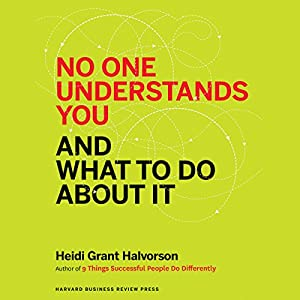 No One Understands You and What to Do About It Audiobook