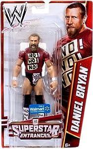 Mattel WWE Wrestling Exclusive Superstar Entrances Action Figure Daniel Bryan by Mattel Toys