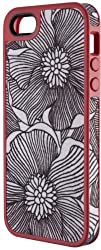 Speck Products FabShell Fabric-Covered Case for iPhone 5 & 5S – Retail Packaging – FreshBloom…