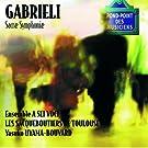 Gabrieli-Sacrae symphoniae