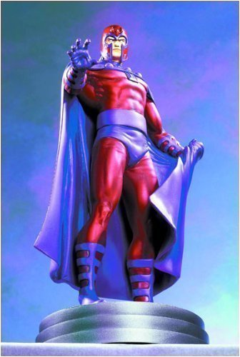 Picture of Bowen Magneto (X-Men) Statue by Bowen Designs! Figure (B001GE5EX2) (X-Men Action Figures)