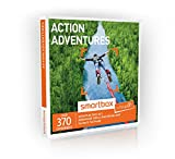 Buyagift Action Adventures Gift Experience Gift Box - 370 adventurous gift days from supercar driving to extreme sports