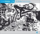 Live Phish Vol. 20: 12/29/94, Providence Civic Center, Providence, Rhode Island by Elektra / Wea