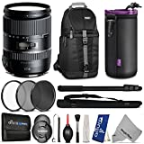 Tamron AFA010N700 28-300mm f 3.5-6.3 Di VC PZD Zoom Lens for NIKON FX Digital SLR Cameras (Net Price $765.98 After $100 Mail-In Rebate) w Essential Photo and Travel Bundle
