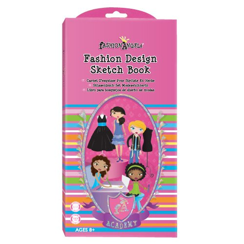 Fashion Angels Fashion Design Sketch Book