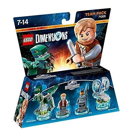 Lego Dimensions - Jurassic World - Team Pack