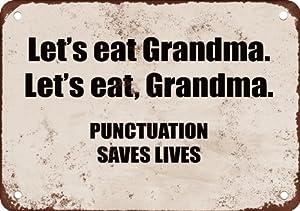 Amazon.com - Lets Eat Grandma. Let's Eat, Grandma