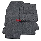 TOYOTA COROLLA T SPORT (02-06) TAILORED ANTHRACITE QUALITY CARPET MATS