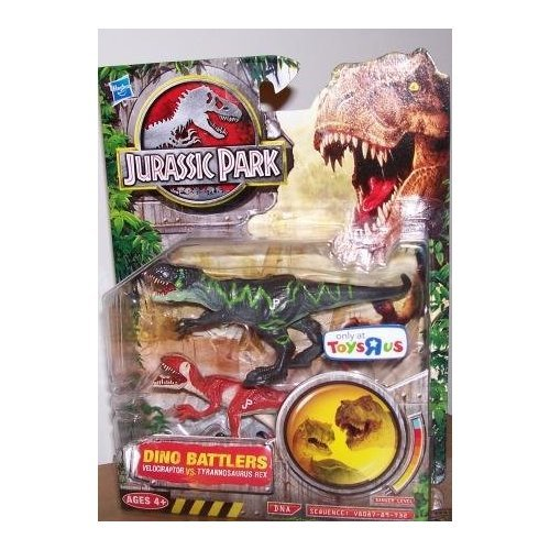 Picture of Hasbro Jurassic Park 3 3/4