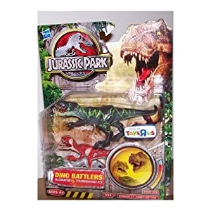 Jurassic Park 3 Velociraptor Toy Amazon.com: Jurassic P...