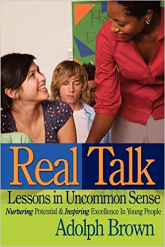 Real Talk book