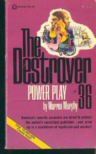 Image for Power Play 36 - 2ND PRINTING