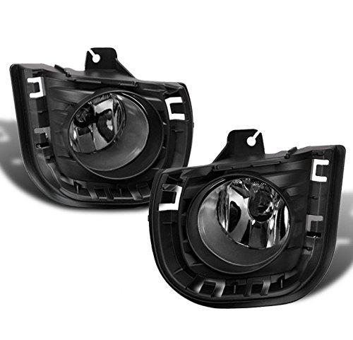 ZMAUTOPARTS Scion tC Bumper Driving Fog Lights Lamps Chrome (Fog Light Of Scion Tc 2014 compare prices)