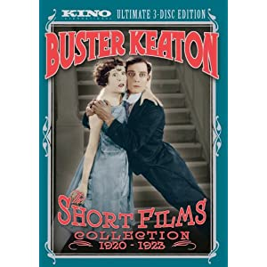 Buster Keaton The Short Films Collection 1920-1923  Reviews
