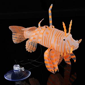 Novelty Aquarium Pets : pet supplies fish aquatic pets aquarium decor ornaments