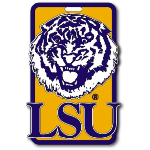 LSU Rubber Bag Tag at Amazon.com