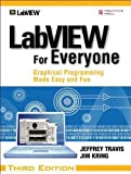 img - for Labview for Everyone: Graphical Programming Made Easy and Fun by Jeffrey Travis (2006-07-27) book / textbook / text book