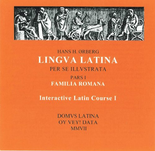 Lingua Latina: (PC/CD-ROM) Pars I: Familia...