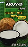 100% Coconut Milk - 8.5 Oz (6-pack)
