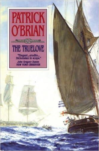 The Truelove (Aubrey-Maturin (Audio))
