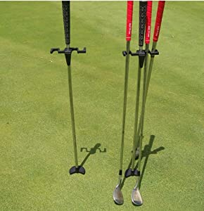 The Golf Butler ~ Golf Club Holder Caddy