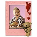 Hama Plastic Bear Heart 10x15cm Photo Frame