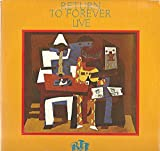Return To Forever: Live LP VG++/NM Canada Columbia PC 35281