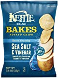 Kettle Bakes 100 Calorie Sea Salt and Vinegar, .8-Ounce (Pack of 72)