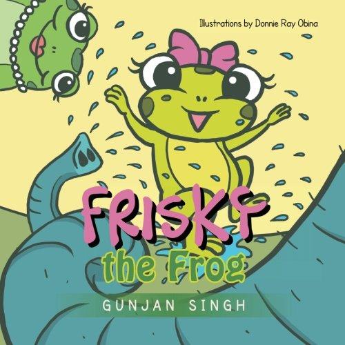 frisky-the-frog