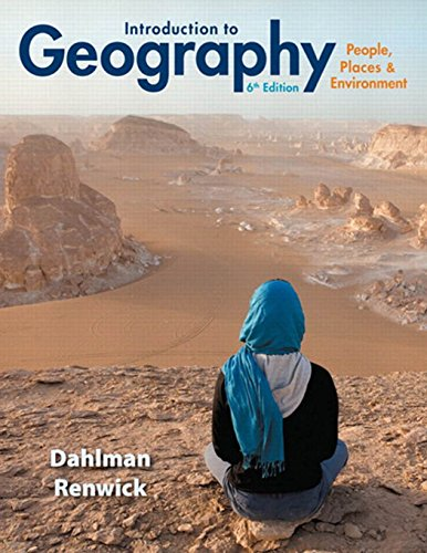 Introduction to Geography: People, Places & Environment (6th Edition) PDF