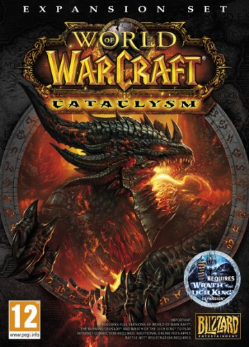 World of Warcraft: Cataclysm Expansion Pack (PC/Mac DVD)