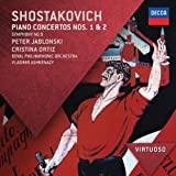 echange, troc  - Shostakovich : Piano concertos nos.1 & 2 / Symphony no. 9