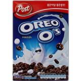 2017 New Post Oreo O`s Cereal 8.8oz (250g) 1EA (Color: Black)