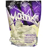 Top Syntrax Matrix 5.0 2240 g Vanilla Strength and Recovery Protein Shake Powder -image
