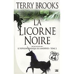 La licorne noire