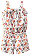 Calvin Klein Baby-girls Infant Printed Romper