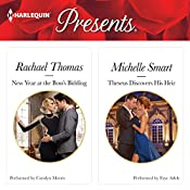 New Year at the Boss' Bidding & Theseus Discovers His Heir   Rachael Thomas, Michelle Smart