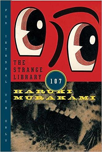 The Strange Library written by Haruki Murakami