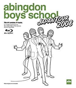 abingdon boys school JAPAN TOUR 2008 [Blu-ray]