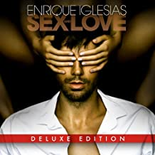 Enrique Iglesias - Sex and Love Deluxe Edition Cd+Dvd