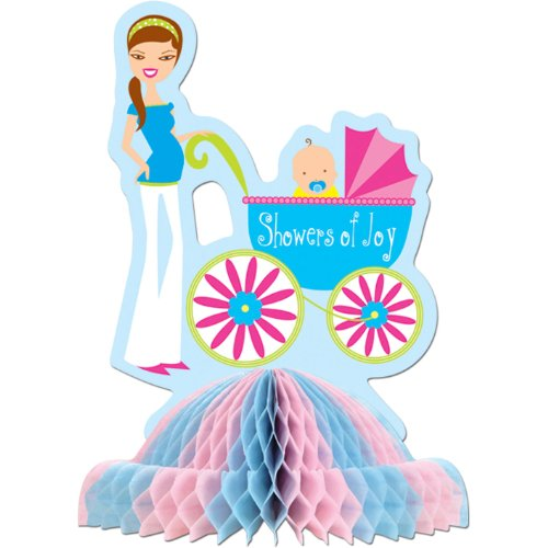 Showers Of Joy Centerpiece Party Accessory (1 count) (1/Pkg) - 1