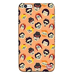 Hipster People - Nutcase Designer iPhone 6 PLUS Case Cover