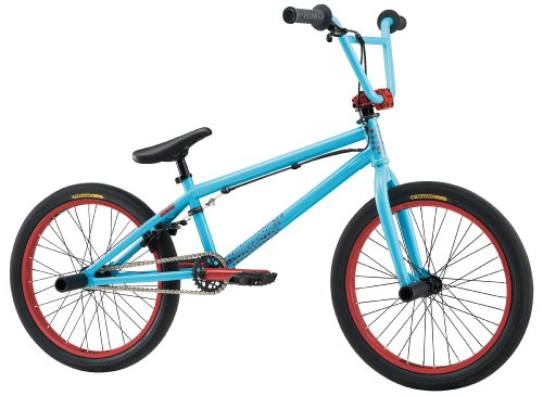 Mongoose Shield BMX Freestyle Bike - 20-Inch Wheels
