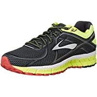 Brooks Adrenaline GTS 16 Men's Sneaker (Black/Nightlife/High Risk Red)