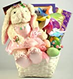 Ballerina Bunny: Easter Gift Basket for Girls