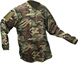 Valken Paintball Echo Jersey WOODLAND