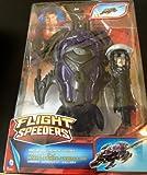 Man of Steel Flight Speeders Sky Slam Launcher Black