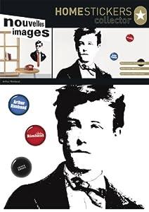 Home Stickers HOST 251 Arthur Rimbaud Decorative Wall Stickers